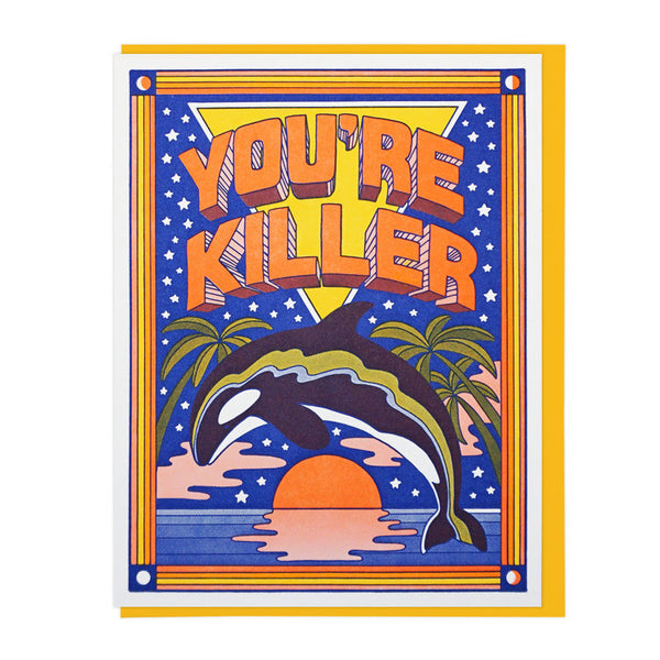 You're Killer Card