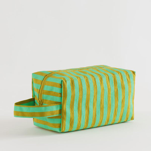Dopp Kit – Lawn Stripe
