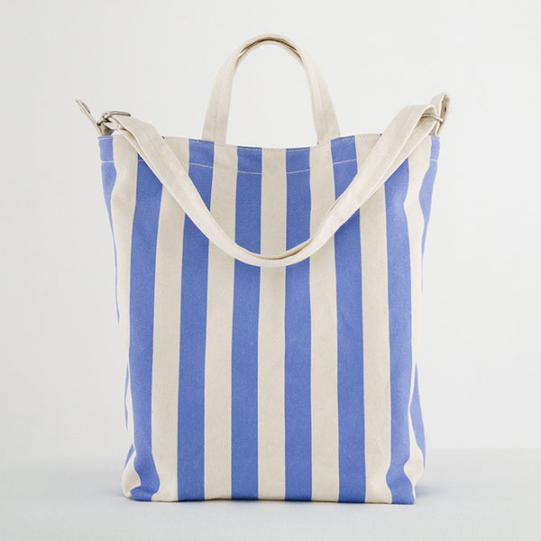 Duck Bag – Cornflower Stripe