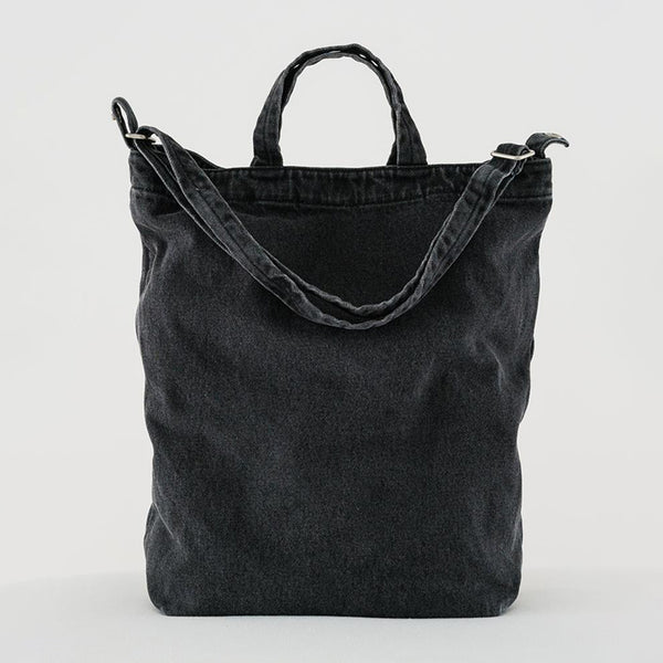 Duck Bag – Washed Black