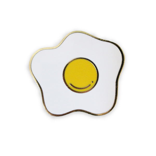 Fried Egg Pin