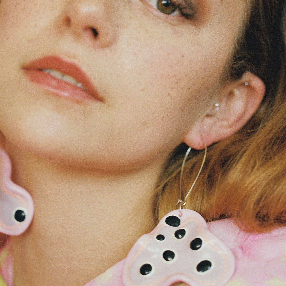 FRITTER EARRINGS - FIRST DATES