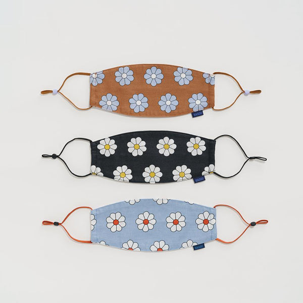 Fabric Mask Set Loop – Daisy