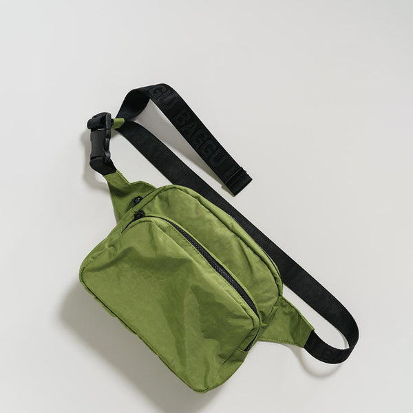 Bum Bag – Green Apple