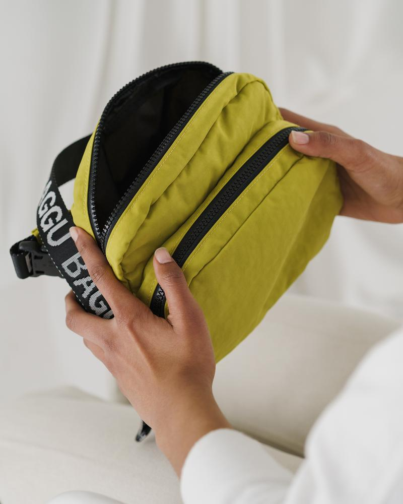 Bum Bag - Chartreuse