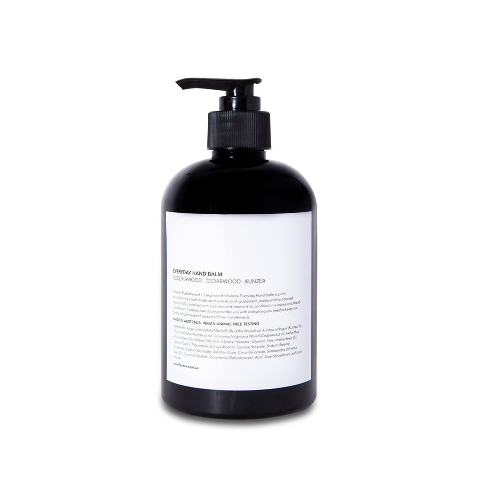 Hand + Body Wash – Buddha Wood + Cedarwood + Kunzea