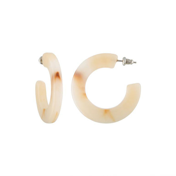 Kate Hoops In Peach