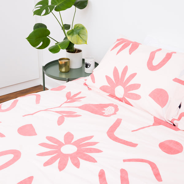 FLORAL DREAMS Pillowcases – Ink and Musk
