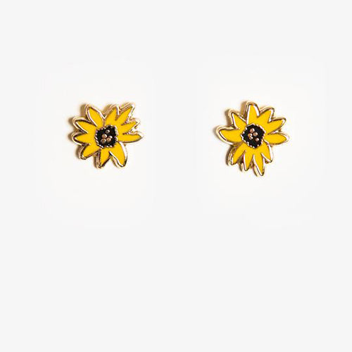 Golden Light Studs - Yellow