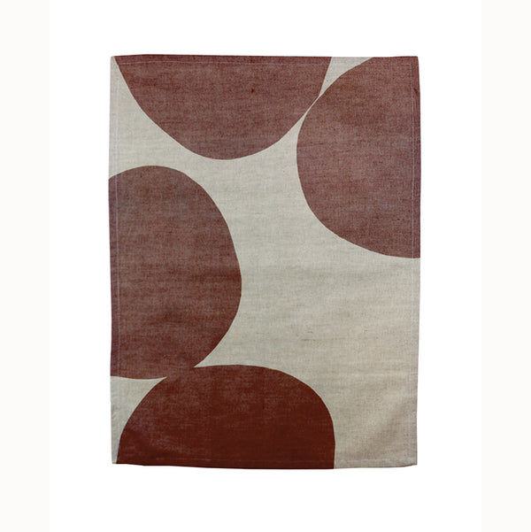Pebble Tea Towel – Wine
