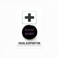 Psychic Wounds Button