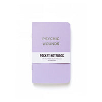 Psychic Wounds Notebook