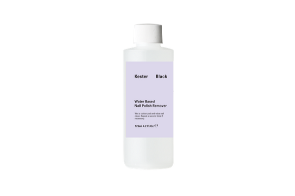 Water Based Nail Polish Remover