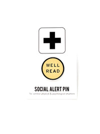 Well Read Pin