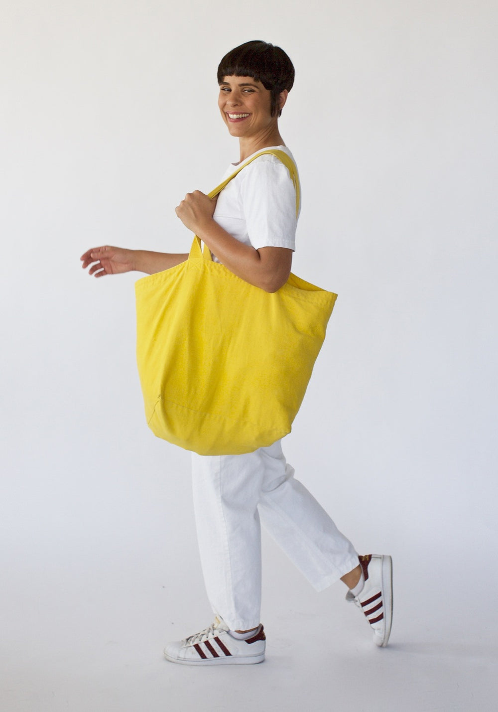 The Big Yellow Tote