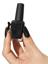 Black Diamonds Nail Polish
