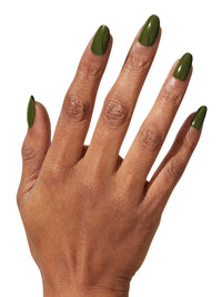 Jungle Gymnast Nail Polish
