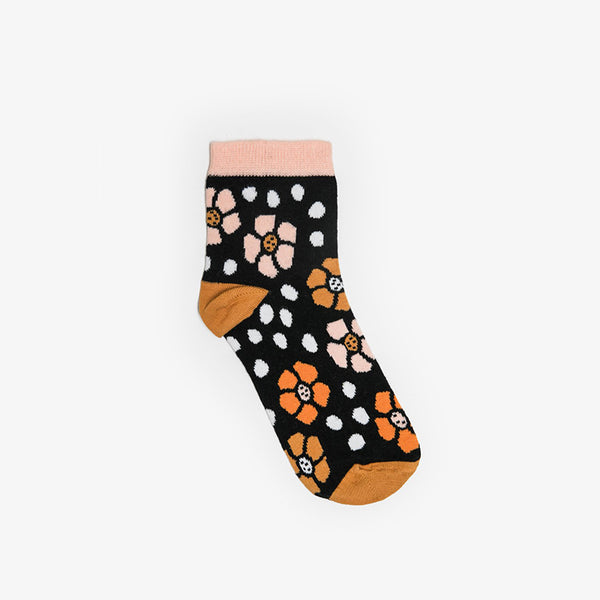Orange Marakuya Socks