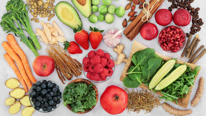 Healthy Foods for Healthy Lungs