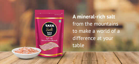Add flavour and nutrition to your paneer dishes with Tata Sampann Paneer Masala.