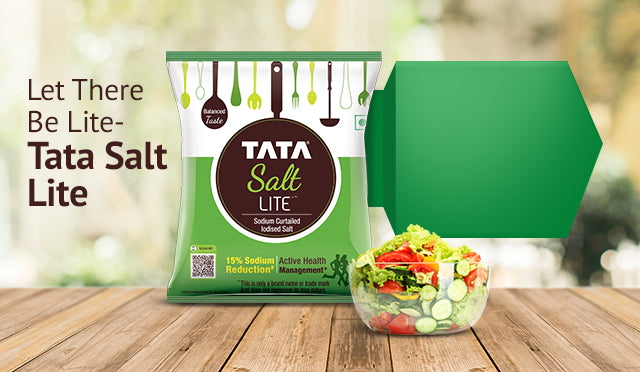 Let There Be Lite – Tata Salt Lite mobile