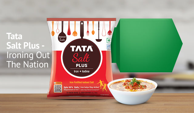Tata Salt Plus - Ironing Out The Nation