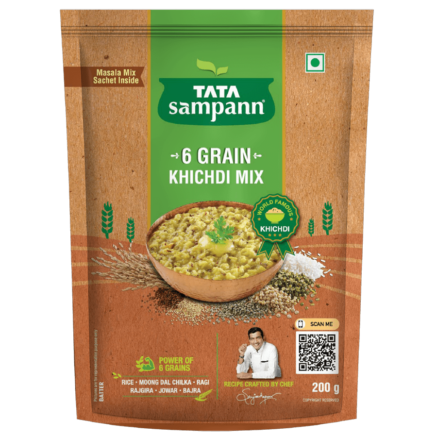 6 Grain Khichdi Mix