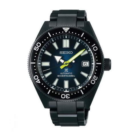 [JDM] Seiko Prospex (Japan Made) Diver Scuba Automatic Black Stainless Steel Band Watch SBDC085 SBDC085J | Watchspree
