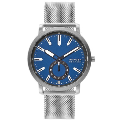 Skagen Men's Quartz Stainless Steel Strap Watch SKW6610 | Watchspree