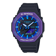Load image into Gallery viewer, Casio G-Shock Carbon Core Guard Structure Special Colour Black Resin Band Watch GA2100THS-1A GA-2100THS-1A