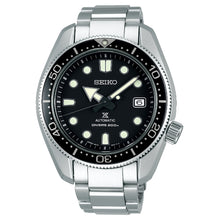 Load image into Gallery viewer, [JDM] Seiko Prospex (Japan Made) Diver Automatic Silver Stainless Steel Band Watch SBDC061 SBDC061J