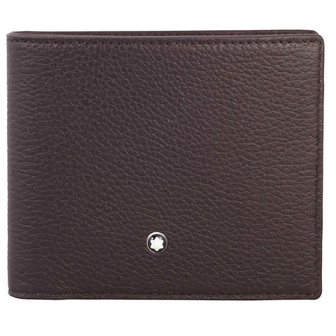 Montblanc Meisterstuck 6 CC Leather Wallet - Brown 114460