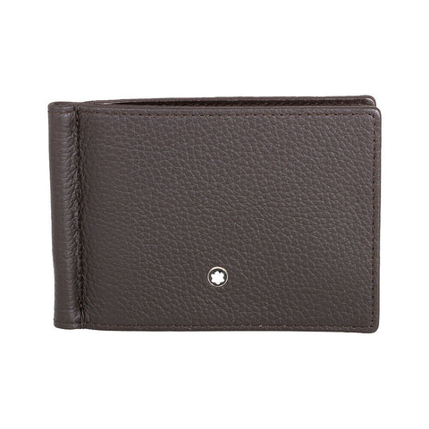 Montblanc Meisterstuck 6 CC Leather Wallet - Brown 114463