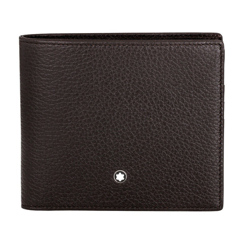 Montblanc Meisterstuck 8CC Leather Wallet - Brown 114465