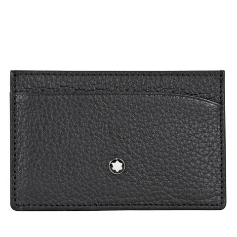 Montblanc Meisterstuck 3CC Pocket Holder- Black 114472
