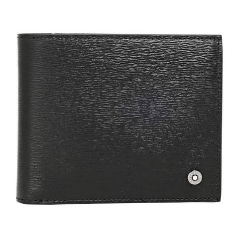MontBlanc 4810 Westside Black Leather 11CC Wallet 114690