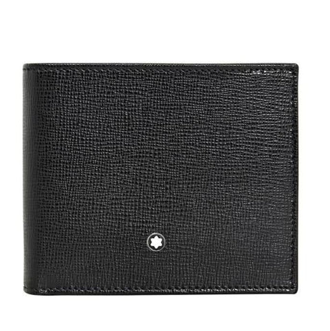 MontBlanc 6CC Wallet and 2CC Cardholder Leather Gift Set 116841