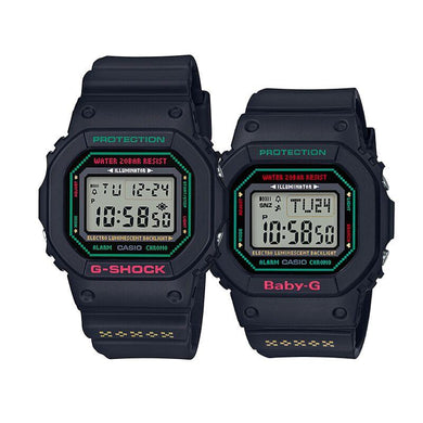 Casio G-Shock & Baby-G Couple G Presents Lover Collection's Limited Models LOV19B-1D LOV-19B-1D LOV-19B-1 [COUPLE WATCH]