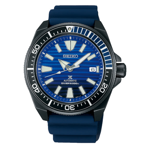 [JDM] Seiko Prospex (Japan Made) Diver Special Edition Automatic Blue Silicon Strap Watch SBDY025 SBDY025J