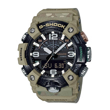 Load image into Gallery viewer, Casio G-Shock Master of G Mudmaster British Army Collaboration Model Camouflage Pattern Resin Band Watch GGB100BA-1A GG-B100BA-1A