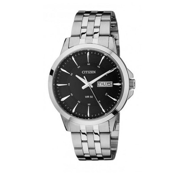 Citizen Ladies' Quartz Stainless Steel Band Watch EQ0601-54E