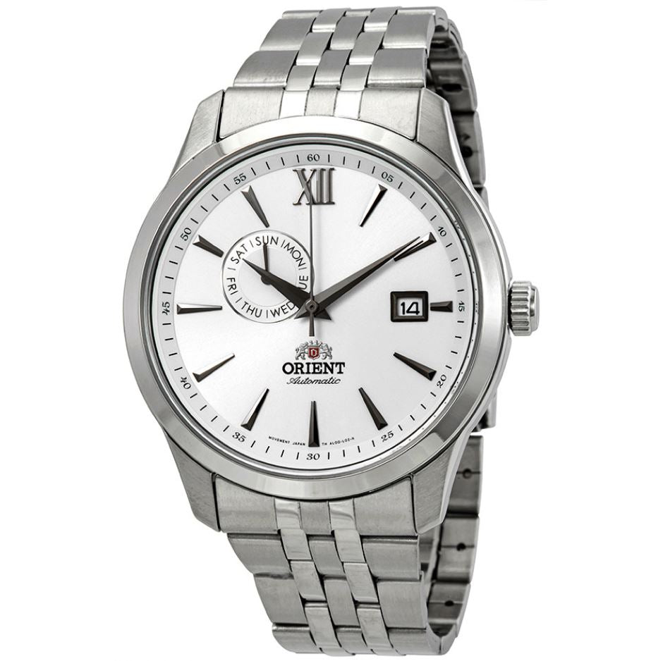 Orient Men's Automatic Stainless Steel Strap Watch FAL00003W0  | Watchspree