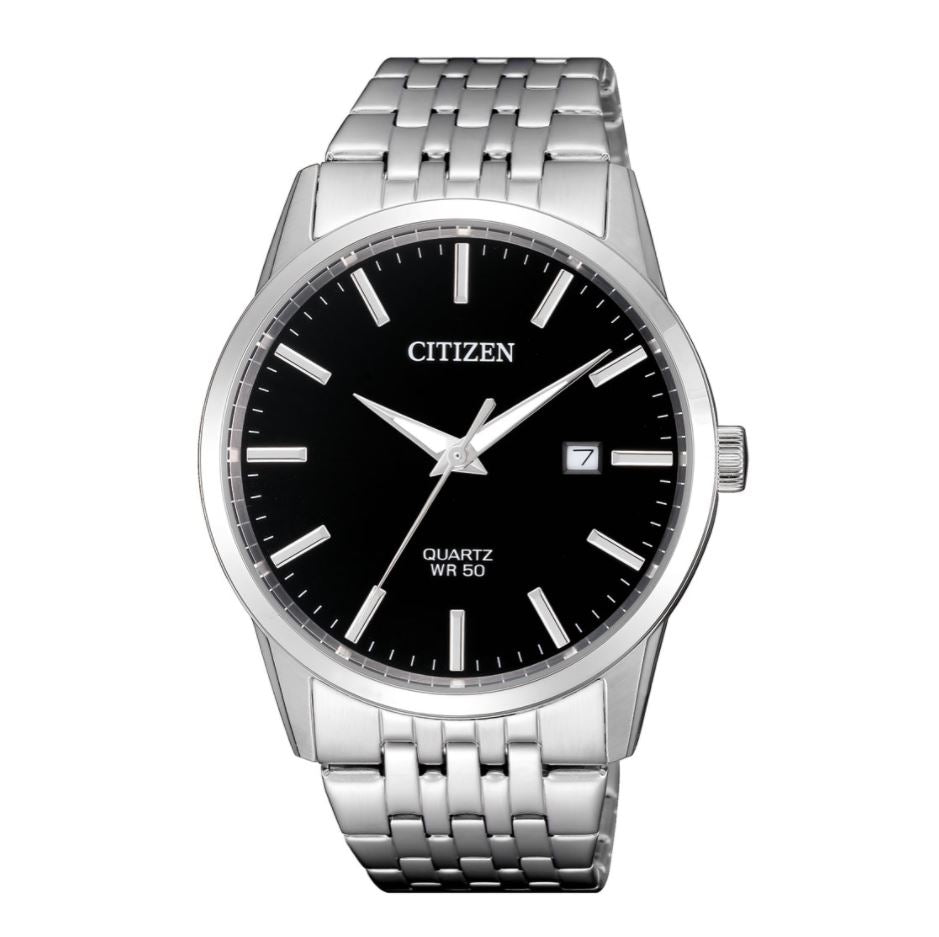 Citizen Men's Quartz Stainless Steel Watch BI5000-87E