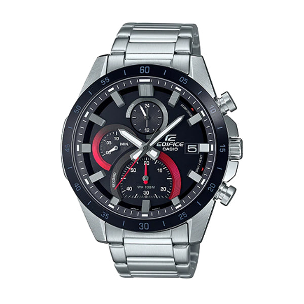 Casio Edifice Stainless Steel Band Watch EFR571DB-1A1 EFR-571DB-1A1