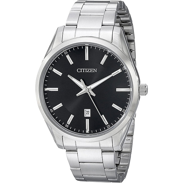 Citizen Quartz Stainless Steel Band Watch BI1030-53E