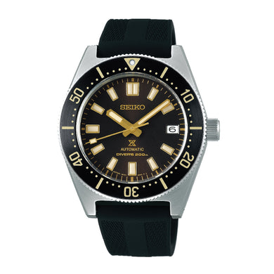 Seiko Prospex (Japan Made) Automatic Black Silicone Strap Watch SPB147J1 (LOCAL BUYERS ONLY)