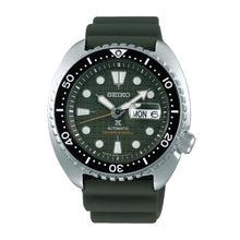Load image into Gallery viewer, Seiko Prospex (Japan Made) Diver Scuba Grey Silicon Strap Watch SBDY051 SBDY051J