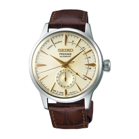Seiko Presage (Japan Made) Automatic Watch SSA387J1 (Not For EU Buyers)