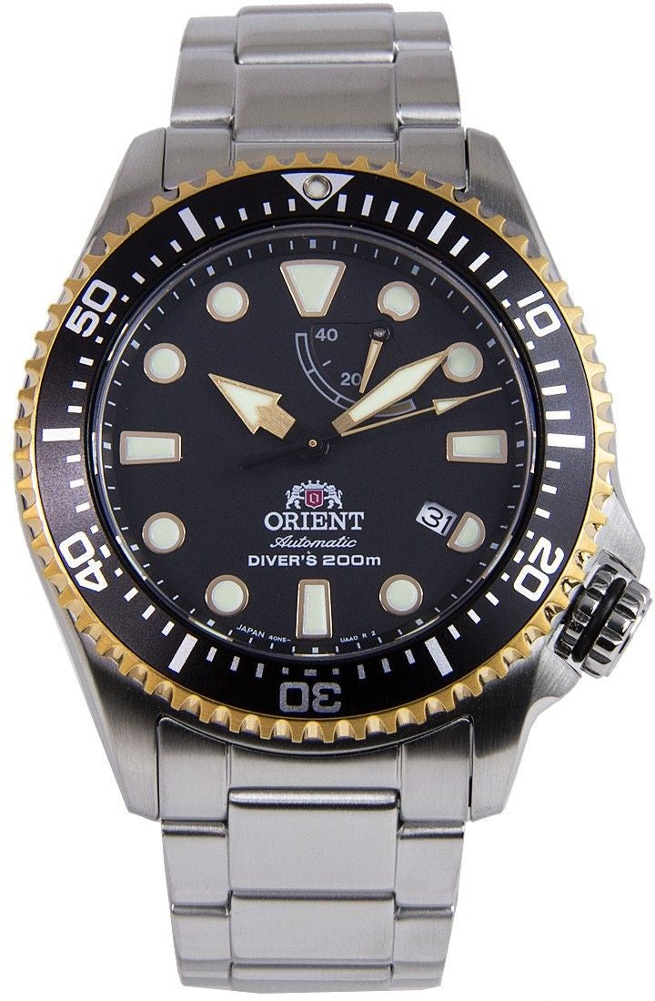 Orient Men's Triton Automatic Stainless Steel Band Watch RA-EL0003B00D  | Watchspree