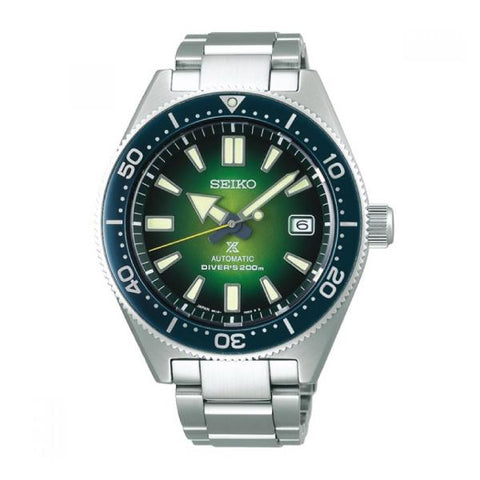 [JDM] Seiko Prospex (Japan Made) Diver Scuba Automatic Silver Stainless Steel Band Watch SBDC077 SBDC077J | Watchspree